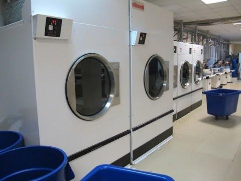 máy giặt công nghiệp cho khách sạn