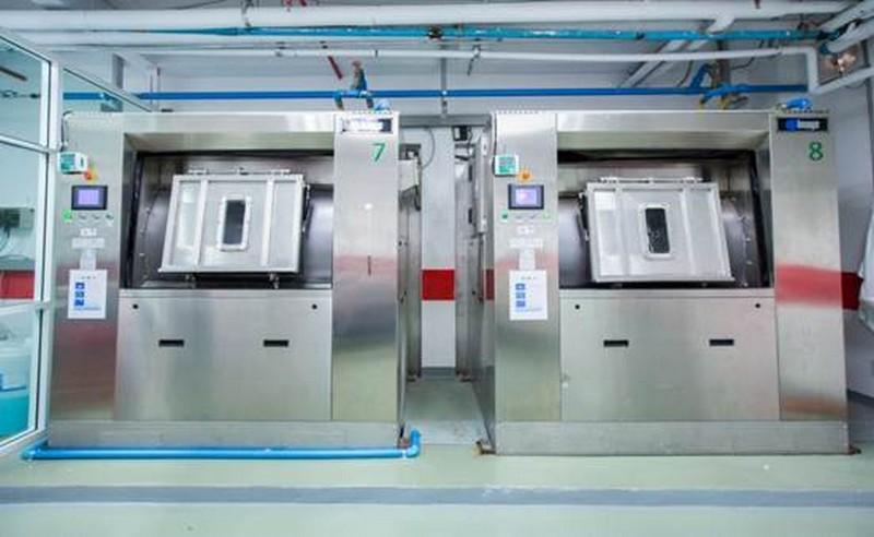 máy giặt công nghiệp image đế cứng hay mềm
