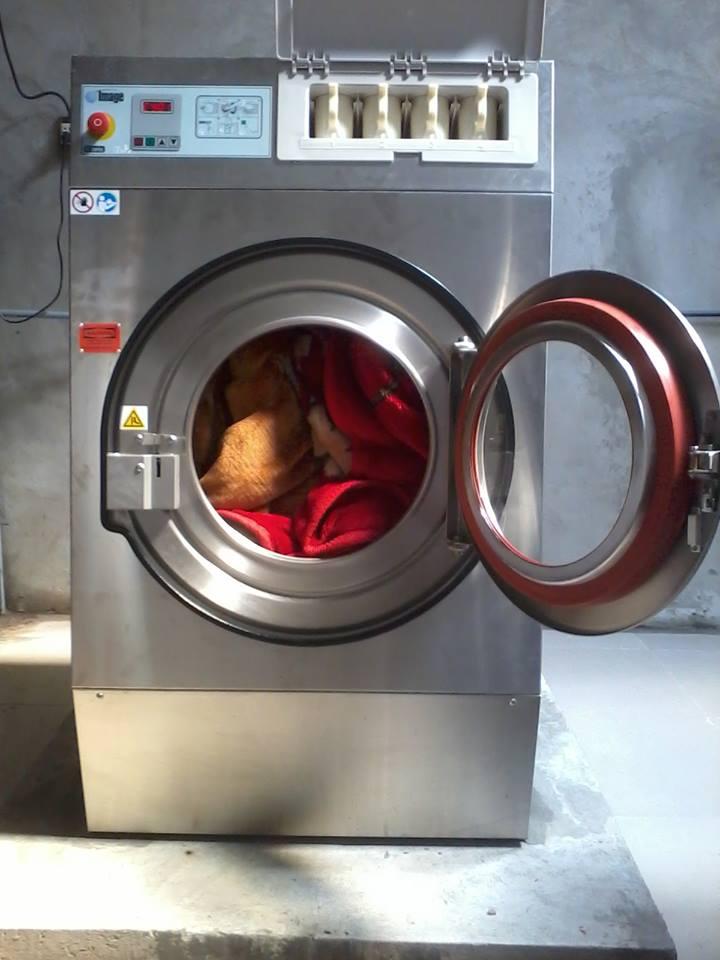 giặt sấy quần áo