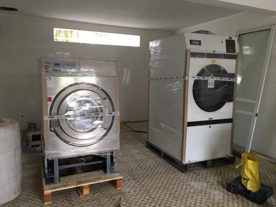 máy giặt công nghiệp tại Gia Lai