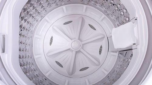 làm sạch trống máy giặt