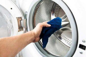 vệ sinh máy giặt và máy sấy