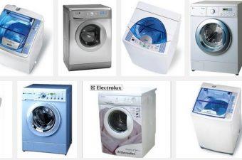 Top 5 máy giặt