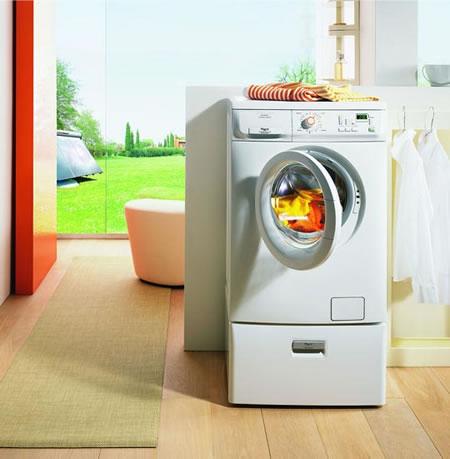 mùi hôi và nấm mốc trong máy giặt