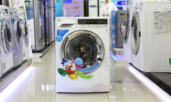giải pháp thông minh máy giặt