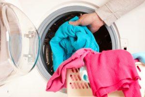 quá tải máy giặt