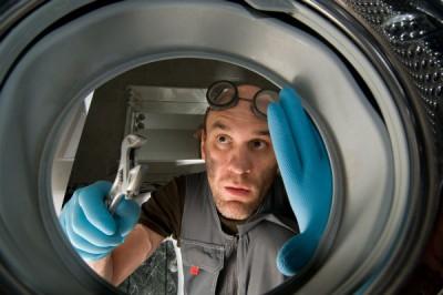 rò rỉ máy giặt