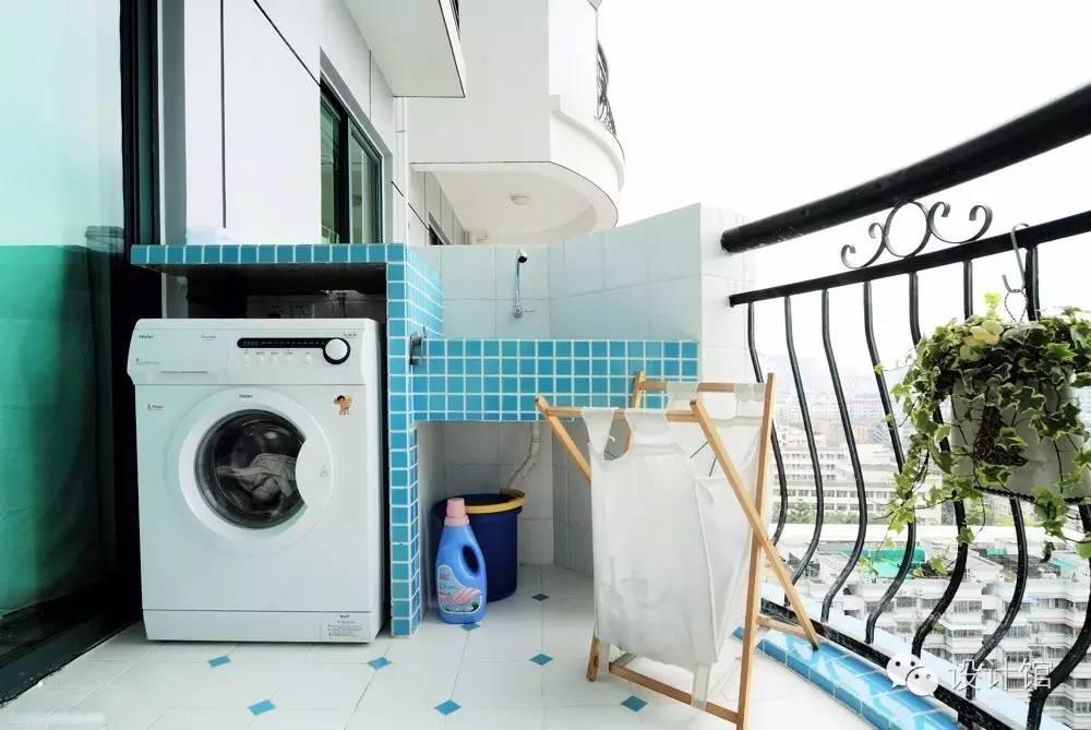 Cách bảo quản máy giặt ngoài trời