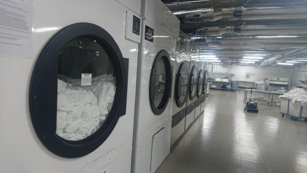 Máy giặt chăn công nghiệp giá rẻ