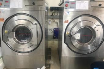 máy giặt công nghiệp he 40