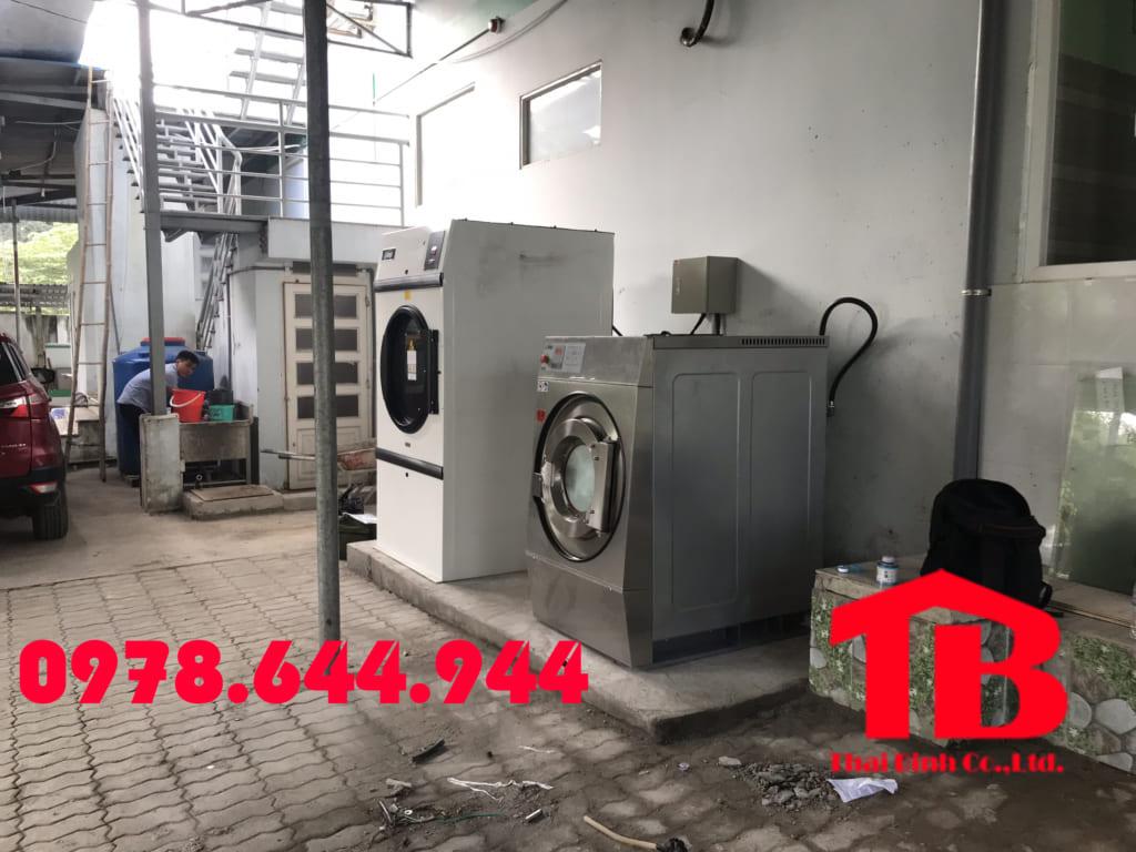 công suất máy giặt công nghiệp tốt nhất dành cho khách sạn