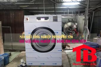 Máy giặt công nghiệp Primsu tốt nhất cho bệnh viện