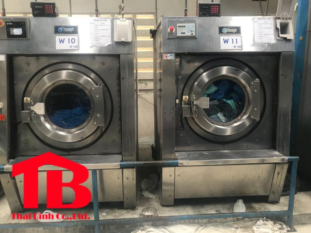 Thương hiệu máy giặt công nghiệp dành cho bệnh viện Image