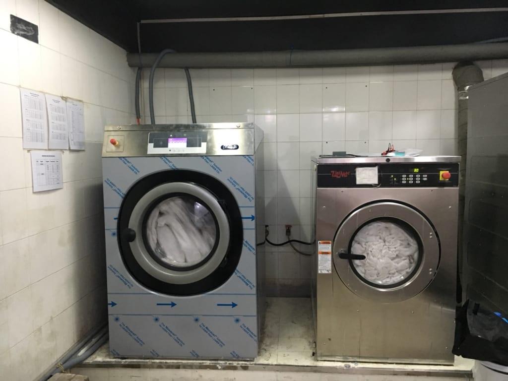 Thương hiệu máy giặt công nghiệp dành cho bệnh viện Primus