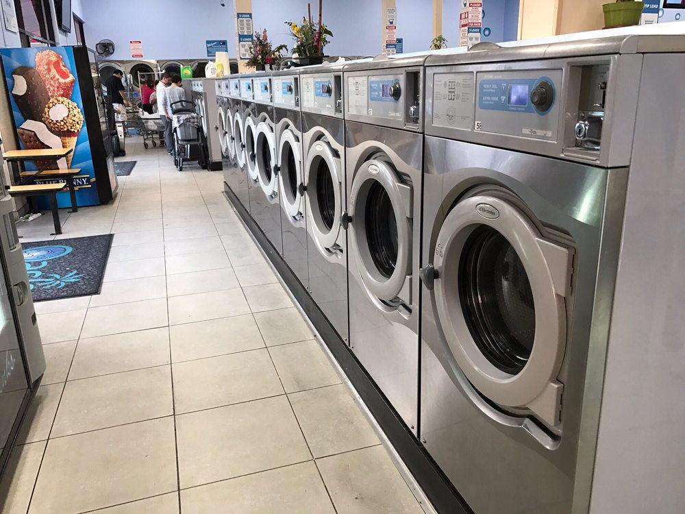 Thương hiệu máy giặt công nghiệp dành cho bệnh viện Oasis