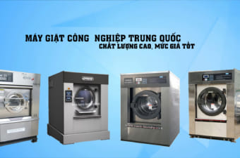 máy giặt công nghiệp Trung Quốc mức giá tốt
