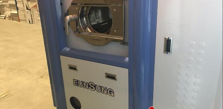 máy giặt khô công nghiệp Hàn Quốc