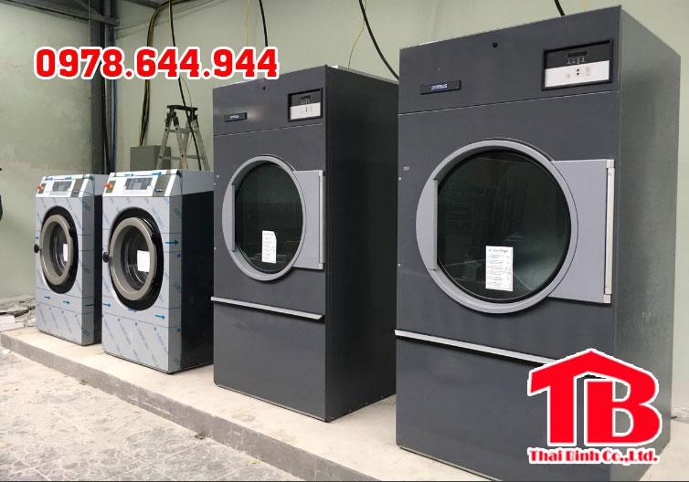 máy giặt công nghiệp tại Hải Phòng