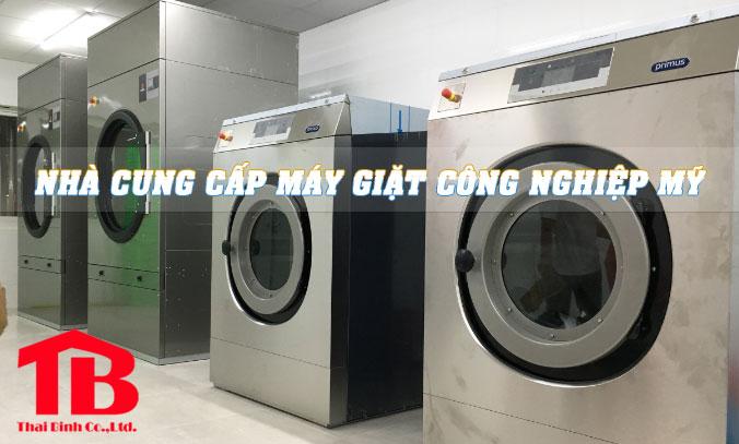 cung cấp máy giặt công nghiệp Mỹ