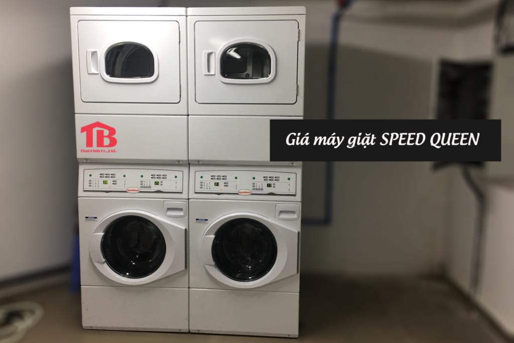giá máy giặt speed queen